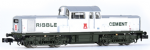 E84507 EFE  Rail	Class 17 Ribble Cement White & Green